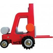 Houten heftruck, New Classic Toys