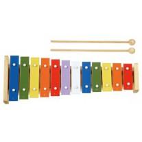 Metallofoon 12 tonen, New Classic Toys