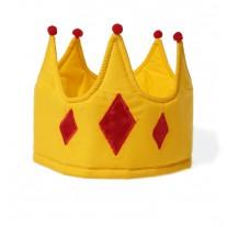 Stoffen koningskroon, Oskar & Ellen