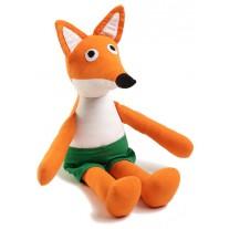 Knuffelvos Foxy, Pelli Anni