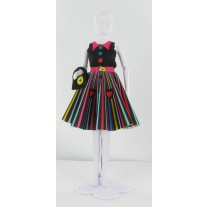 Peggy Rainbow kledingset, Dress Your Doll