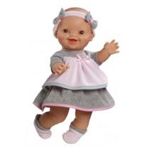 Kledingset Alois babypop 34 cm, Paola Reina