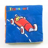 Stofboekje transport, Egmont Toys