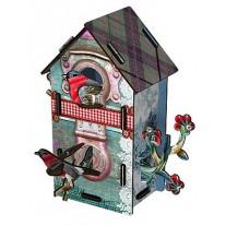 Medium vogelhuis Playmates, Miho