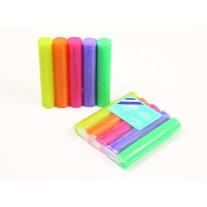 Fantasieklei 5 pastelkleuren, Weible