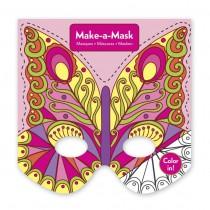 Make-a-Mask Vlinders, Mudpuppy