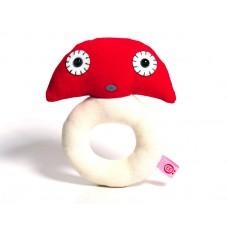 Rammelaar paddenstoel Minnie, Esthex