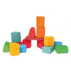 Gekleurde houten blokken, Grimm's