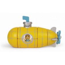 Magneetset onderzeeër, Janod