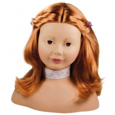 Opmaakpop rood haar, Goetz
