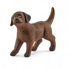 Labrador retriever puppy, Schleich