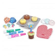 Cupcake set, Melissa & Doug