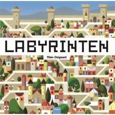 Labyrinten, kijk- en zoekboek