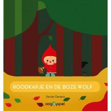 Roodkapje en de boze wolf, kartonboek