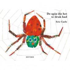 De spin die het te druk had, Eric Carle