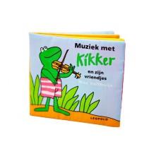 Muziek met Kikker en zijn vriendjes, knisperboekje