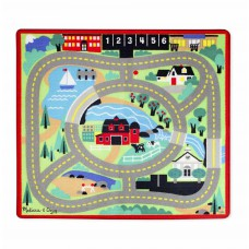 Round the Town speelkleed met auto's, Melissa & Doug