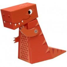 Fold my Dino T-Rex, Krooom