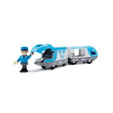 Travel Train op batterij, Brio