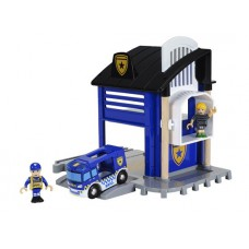 Politiebureau, Brio