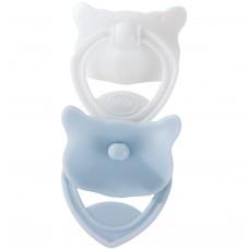 Speentjes blauw-wit babypop, Goetz