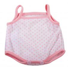 Rompertje roze babypop S, Goetz