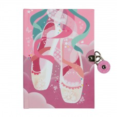 Dagboek met slot Ballerina, Mudpuppy