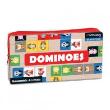 Domino Geometric Animals, Mudpuppy