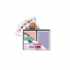 2 Sets speelkaarten, Engelhart