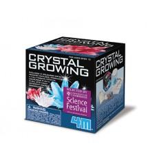 Kristallen maken, 4M KidzLabs