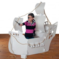 Calaship bouwpakket piratenschip, Calafant