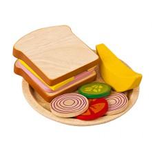 Sandwich Meal, Plan Toys