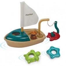 Activiteitenboot, Plan Toys