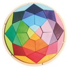 Gigantische blokkenpuzzel Diamant, Grimm's