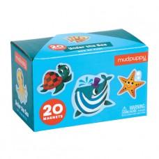 20 Magneten Diep in de Zee, Mudpuppy