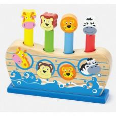 Pop Up dierenboot