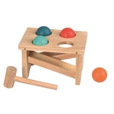 Hamerbank ballen, Egmont Toys