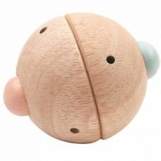 Houten piep bal, Plan Toys