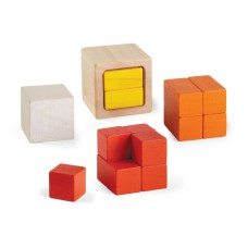 Fraction kubussen, Plan Toys