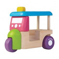 Mini tuktuk, Plan Toys
