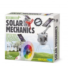 Solar Mechanics science kit, 4M KidzLabs