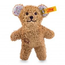 Teddy mini rammelaar knisperfolie, Steiff