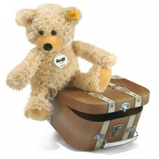 Beer Charly beige 30 cm in koffer, Steiff