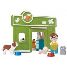 De Dierenarts, Plan Toys
