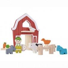 De Boerderij, Plan Toys