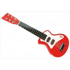 Rock gitaar rood, Vilac