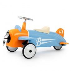 Loopauto Speedster vliegtuig Sky Blue Plane, Baghera