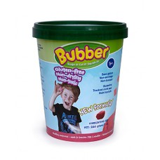 Bubber rood - 200 gr met lepelmes