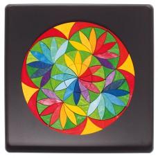 Magneetpuzzel bloemencirkel, Grimm's