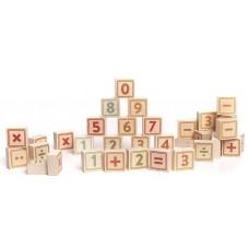Blokken cijfers en symbolen, Bajo